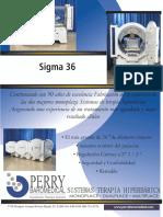 Sigma - Hyperbaric Chamber - Spanish