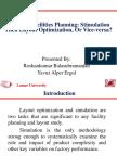 Effective Facilities Planning