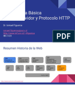01 Arquitectura Basica y Protocolo HTTP