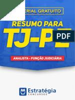 Técnico judiciário (TJ-PE)