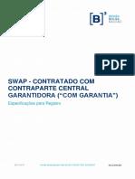 Especificacao - Swap Com Garantia