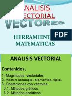 Analisis Vectorial