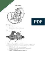 Estructura de La Caja de Cambios vt2514b volvo