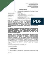 RESOLUCIÓN 1511-2012/SC1-INDECOPI EXPEDIENTE 042-2010/CCD