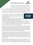 Descriminacion Linguistica en El Peru