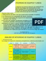 Analisis de Integridad de Equipos API 510