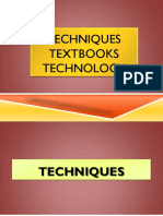 1.3 Techniques Textbook Technology Interactive Language Teaching II