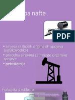 Preradba nafte