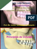 principios de oclusao em odontologia
