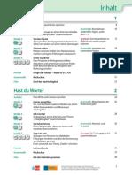 Aspekte-neu c1 Lb Inhaltsverzeichnis