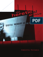 The Heretical Archive
