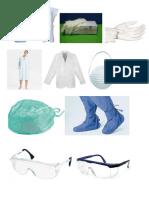 Vestimenta de Hospitalizacion