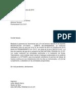 Carta Solicitud Permiso de Trabajo