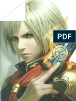 Final Fantasy Type-0 Offical Artbook