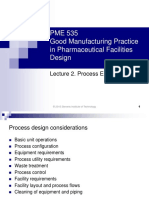 Lecture 2 Process Engineering - 2016