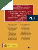 Libro Laborum El Derecho Del Trabajo y de La Ss en La Encrucijada.
