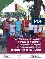 Sistematización Red Nacional de Jóvenes Rurales de Colombia