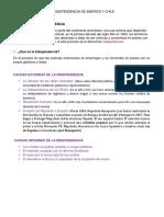 LA INDEPENDENCIA DE AMERICA Y CHILE.docx
