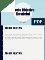 Teoría Objetiva (Justicia)