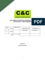 Reglamento Interno C&C