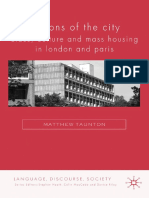 (Language, Discourse, Society) Matthew Taunton-Fictions of the City_ Class, Culture and Mass Housing in London and Paris-Palgrave Macmillan (2009)