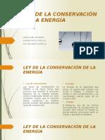 LEY DE LA CONSERVACIÓN DE LA ENERGÍA.pptx