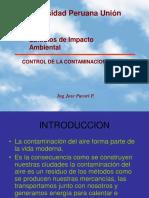 Contaminacion Del Aire 2018