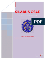 Silabus OSCE