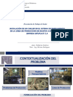 tesis de instalacion de un chiller (bituplast)