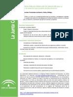 Publicidad Convocatoria Gerencias AL CA y MA 26122017 v2