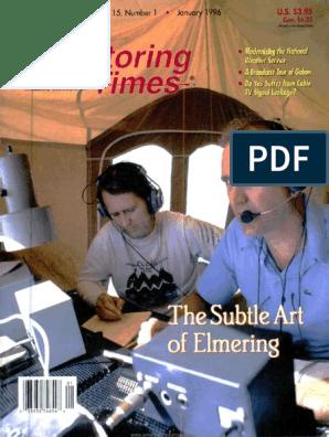 Monitoring-Times Magazine Jan 1996   Radio   Broadcasting
