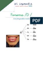 8. Fonema D