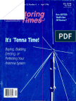 Monitoring-Times Magazine April 1996
