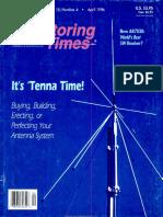 Monitoring-Times Magazine April 1996