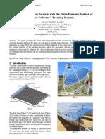 solar colector