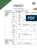 Contrato de Evaluación II Lapso - Año Escolar 2017-2018 - Ghc 4ace-5ac