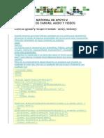 Material Html5 - Profundizando