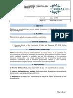 Lb-pr-04 Determinacion de Hierro Metodo Fenantrolina Sm 3500-Fe b