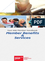 Aaa Member Benefits Handbook