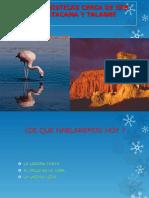 Partes Turisticascerca de San Pedro de Atacama y