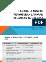 Pedoman Penyusunan Laporan Keuangan 2017 44