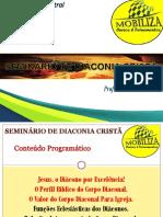 SEMINÁRIO DE DIACONIA CRISTÃ.ppsx