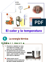 Calor y Temperatua