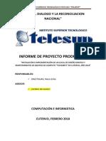 Perfil Sustentado Telesup 2018