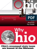 Ohio Business Tax Guide 2008[1]