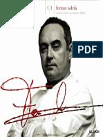 Cocina Con Firma - Ferran Adria.tomo 1