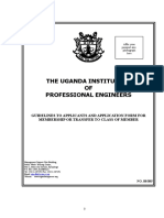 Uipe Corporate Membership Form