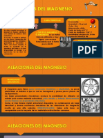 Aleaciones Del Magnesio