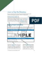 Graduate Recruitment Programme 2009 a-Z Directory for CDP Website