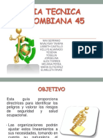 Guia Tecnica Colombiana 45